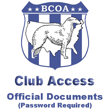 BCOA Members Only graphic