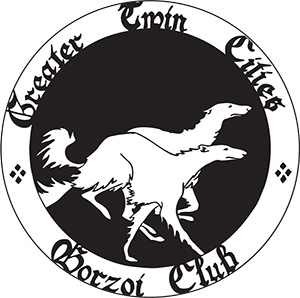 Greater Twin Cities Borzoi Club logo
