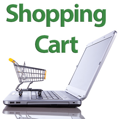 BCOA shopping cart graphic
