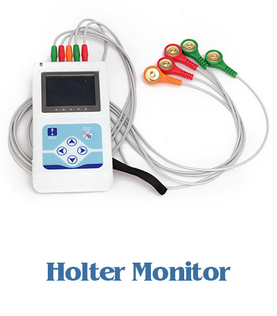 Holter Testing graphic