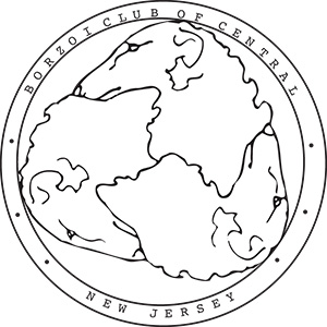 Borzoi Club of Central New Jersey logo