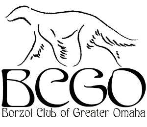 Borzoi Club of Greater Omaha logo