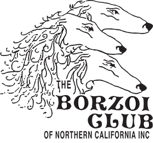 Borzoi Club of Northern California logo