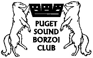 Puget Sound Borzoi Club logo