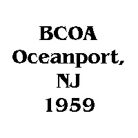 1959 BCOA national logo