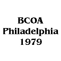 1979 BCOA national logo