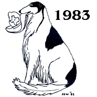 1983 BCOA national logo