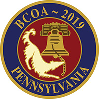 2019 BCOA national logo