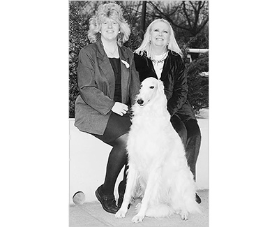 Breeder of the Top Conformation Borzoi 1997